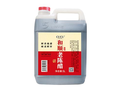 CUCU 和顺老陈醋-5L