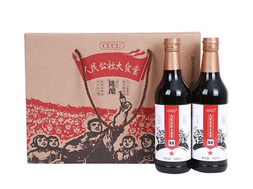 CUCU 人民公社礼盒-500ml