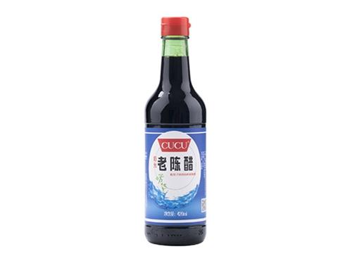 CUCU 阳光老陈醋(致芳华)-420ml