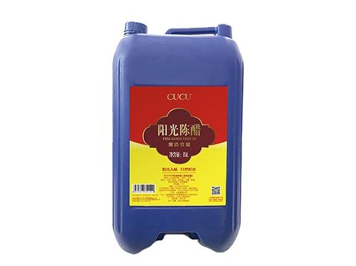 CUCU 阳光陈醋-15L