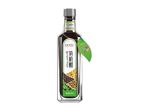 CUCU 有机醋-500ml