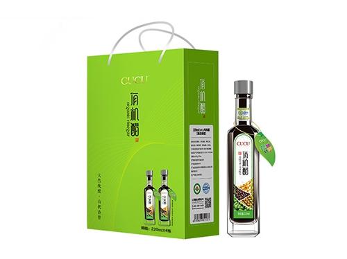 CUCU 有机醋礼盒-220ml