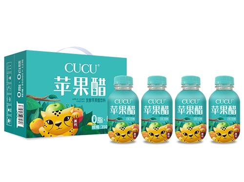 CUCU苹果醋饮品